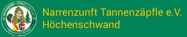 Narrenzunft Tannenzäpfle e. V.